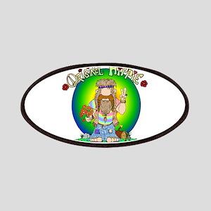 The Original Hippie Patch