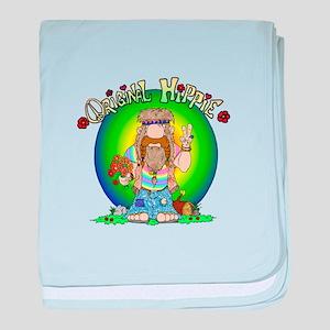 The Original Hippie baby blanket