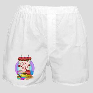 cakelady Boxer Shorts