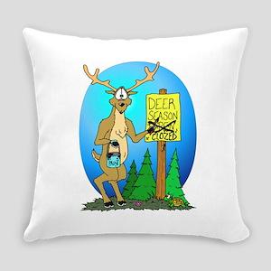 deersign Everyday Pillow