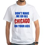 Chicago Baseball White T-Shirt