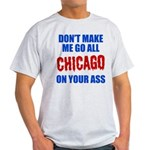 Chicago Baseball Light T-Shirt