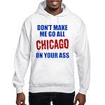 Chicago Baseball Hooded Sweatshirt