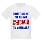 Chicago Baseball Kids Light T-Shirt