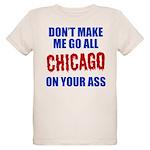 Chicago Baseball Organic Kids T-Shirt