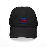 Chicago Baseball Black Cap