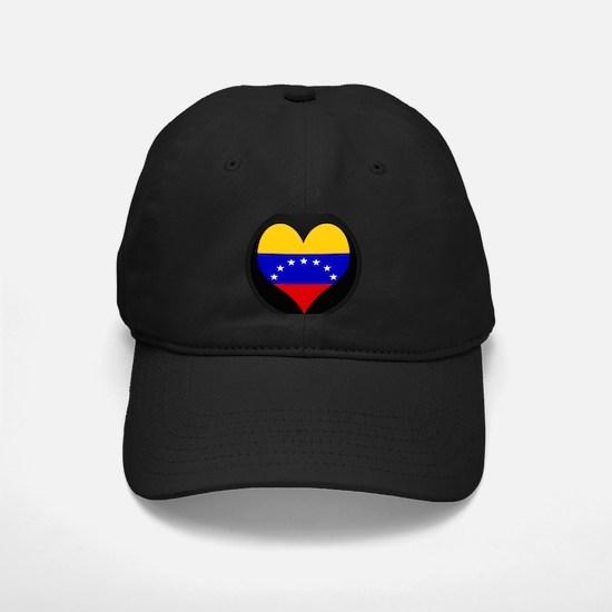 I love Venezuela Flag Baseball Hat