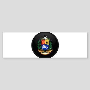 Coat of Arms of Venezuela Bumper Sticker