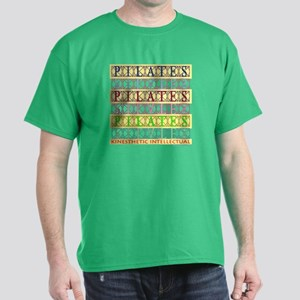 Pilates Kinesthetic Intellectual Dark T-Shirt