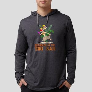 RATHERGODDESS Mens Hooded Shirt