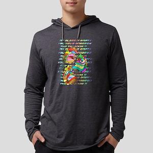 TIKIGODS Mens Hooded Shirt