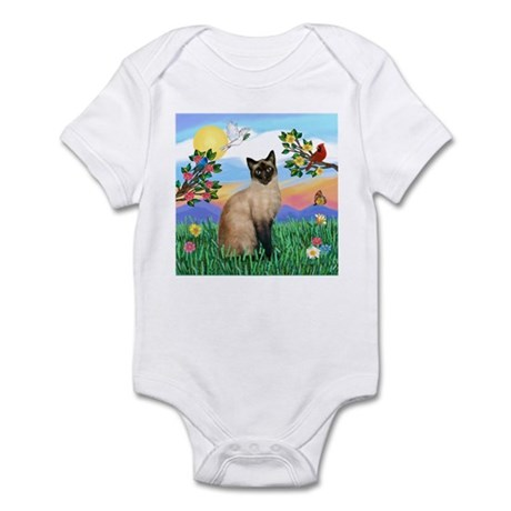 Bright Life / Siamese Infant Bodysuit