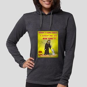 jesusnoegg Womens Hooded Shirt