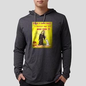 jesusnoegg Mens Hooded Shirt