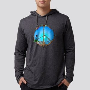 earthpeace Mens Hooded Shirt