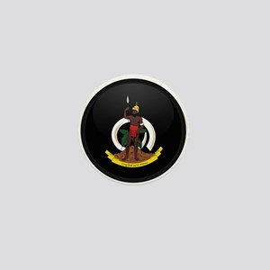 Coat of Arms of vanuatu Mini Button