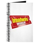 BroadwayWorld 2017 Logo Journal