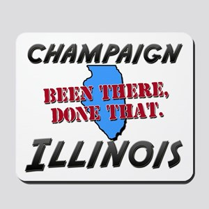 champaign illinois - been there, done that Mousepa