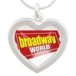 BroadwayWorld 2017 Logo Necklaces