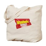 BroadwayWorld 2017 Logo Tote Bag