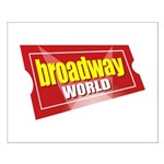BroadwayWorld 2017 Logo Posters