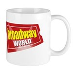 BroadwayWorld 2017 Logo Mugs