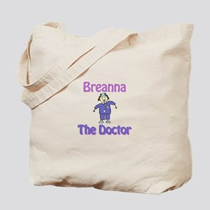 Breanna - The Doctor Tote Bag