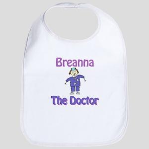 Breanna - The Doctor Bib