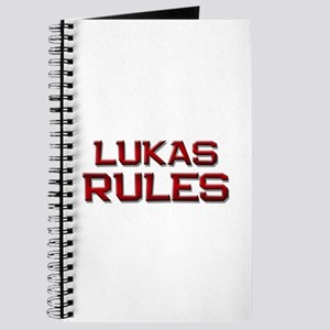 lukas rules Journal