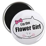Flower Girl Magnet
