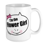 Flower Girl Large Mug