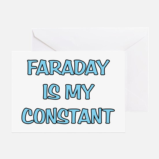 Faraday is my Constant Greeting Card