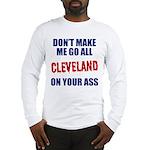 Cleveland Baseball Long Sleeve T-Shirt