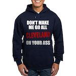 Cleveland Baseball Hoodie (dark)