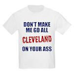 Cleveland Baseball Kids Light T-Shirt