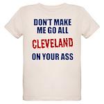 Cleveland Baseball Organic Kids T-Shirt