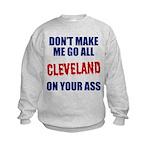 Cleveland Baseball Kids Sweatshirt