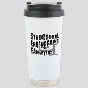 Structural Fanatic Stainless Steel Travel Mug