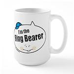 Ring Bearer Large Mug