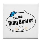 Ring Bearer Tile Coaster