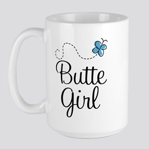Butte Girl Large Mug