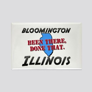 bloomington illinois - been there, done that Recta