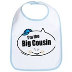 Boy Big Cousin Bib
