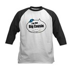 Boy Big Cousin Kids Baseball Jersey