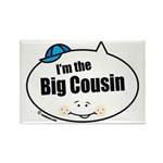Boy Big Cousin Rectangle Magnet