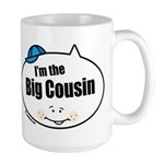 Boy Big Cousin Large Mug