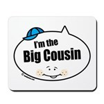 Boy Big Cousin Mousepad