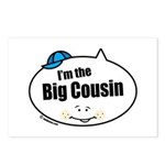 Boy Big Cousin Postcards (Package of 8)