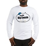 Boy Big Cousin Long Sleeve T-Shirt