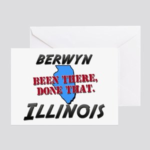 berwyn illinois - been there, done that Greeting C